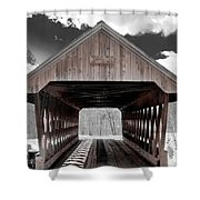 Keniston Bridge Shower Curtain