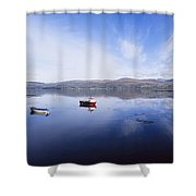 Kenmare Bay, Co Kerry, Ireland Shower Curtain