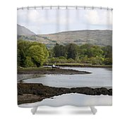 Kenmare Bay I Shower Curtain