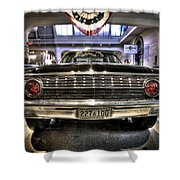Kennedy Limo Shower Curtain