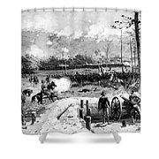 Kennesaw Mountain, 1864 Shower Curtain