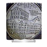 Kentucky 2001 Shower Curtain