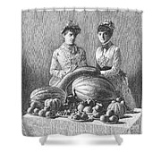 Kentucky: Fair, C1889 Shower Curtain