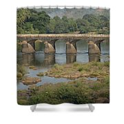Kerala Beauty Shower Curtain