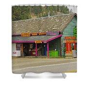 Kettle River Woodcraft Shower Curtain