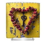 Key To My Heart Shower Curtain