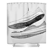 Kickzz Shower Curtain