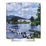 Killaloe, County Clare, Ireland Shower Curtain
