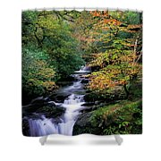 Killarney National Park, Ring Of Kerry Shower Curtain