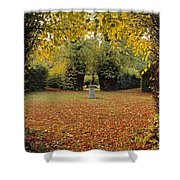 Killruddery House And Gardens, Bray, Co Shower Curtain