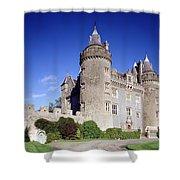 Killyleagh Castle, Co. Down, Ireland Shower Curtain