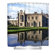 Kilruddery House And Gardens, Co Shower Curtain