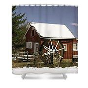 Kimberton Mill Shower Curtain
