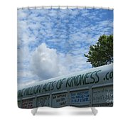 Kindness Bus 7 Shower Curtain