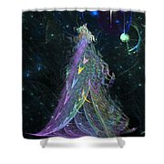 King Alone 2 Shower Curtain