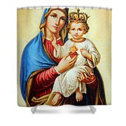 King Of Kings Shower Curtain