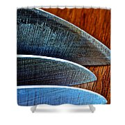 Knives Shower Curtain