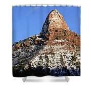 Kolob Canyon Utah Shower Curtain
