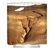 Krafla Shower Curtain