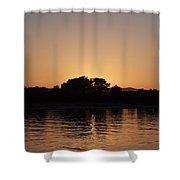 Krava Shower Curtain