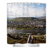 Kues Germany Shower Curtain