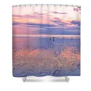 Kuta Beach Bali Shower Curtain