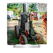 Labelle Engine Works No. 1 Shower Curtain