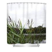 Lac Des Castors Shower Curtain