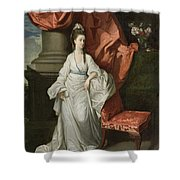 Lady Grant - Wife Of Sir James Grant Shower Curtain