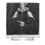Lady Jane Grey (1537-1554) Shower Curtain