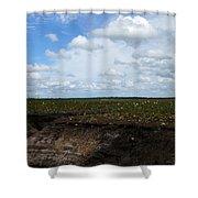 Lake Begone Shower Curtain