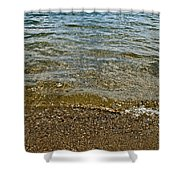 Lake Calhoun Shower Curtain