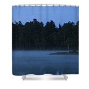 Lake Dennison Sunrise 1 Shower Curtain
