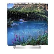 Lake Louise Banff Canada Shower Curtain