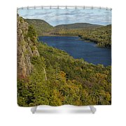 Lake Of The Clouds 4 Shower Curtain