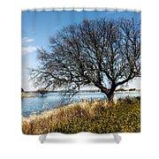 Lake Serene Shower Curtain