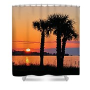 Land Of Heart's Desire Shower Curtain