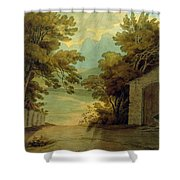 Langdale Pikes Shower Curtain