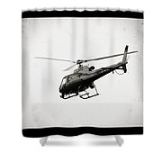 Lapd Shower Curtain