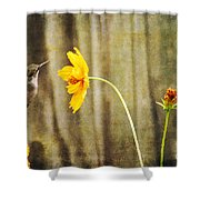 Late Summer Delight Shower Curtain