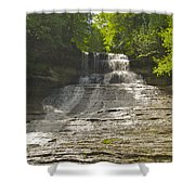 Laughing Whitefish 4608 Shower Curtain