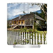 Laura Creole Plantation Shower Curtain