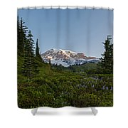 Layers Of Beauty Shower Curtain