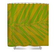 Leafy Art I Shower Curtain