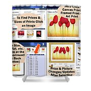 Learn How It Works Shower Curtain