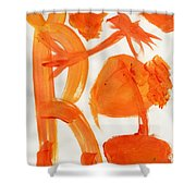Lease On Love Shower Curtain