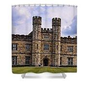 Leeds Castle Shower Curtain