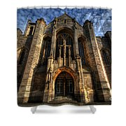 Leeds Cathedral Shower Curtain