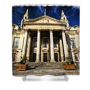 Leeds Civic Hall Shower Curtain