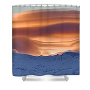Lenticulares Shower Curtain